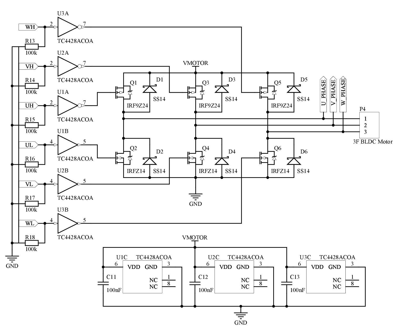 bldc_power_stage_circuit